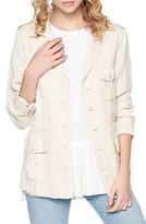 Sanctuary Women's Tencel & Linen Surplus Jacket