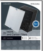 Electrolux Genuine HEPA and Carbon Filters EL024 - 1 HEPA filter, 4 carbon filters