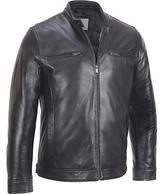 Wilsons Leather Mens Big & Tall Lamb Cycle Jacket