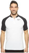 Nike Modern Fit TR Dry Raglan Men's Short Sleeve Pullover