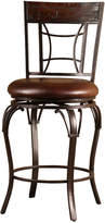 JCPenney Hillsdale House Granada Swivel Counter-Height Barstool