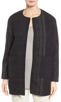 Eileen Fisher Women's Koshi Crossings Organic Cotton Jacket