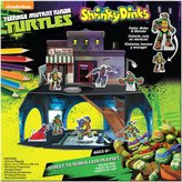 Alex TMNT Street to Sewer Shrinky Dinks Playset Toy