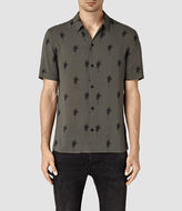 AllSaints Archo Short Sleeve Shirt