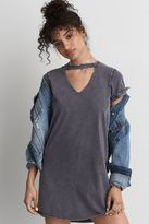 American Eagle Outfitters AE Short Sleeve T-Shirt Dress