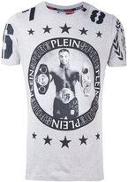 Philipp Plein printed T-shirt - men - Cotton - S
