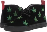 Del Toro Leaf Embroidered Chukka Sneaker Men's Shoes