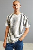 Urban Outfitters Splatter Dye Stripe Tee