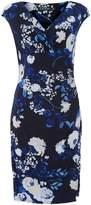 Lauren Ralph Lauren Adara cap sleeve dress
