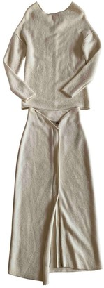 Stella McCartney Stella Mc Cartney White Wool Skirt for Women