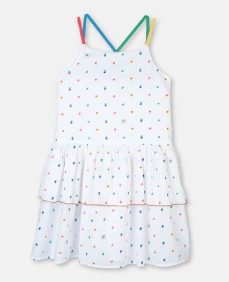 Stella McCartney multicolour cotton dress