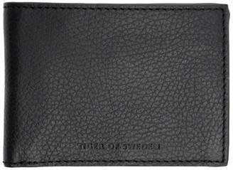 Tiger of Sweden Black Wald Wallet