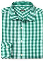 J.Mclaughlin Beekman Classic Fit Shirt in Gingham