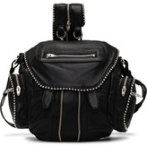 Alexander Wang Mini Marti Ball Stud Black Smooth Lamb/Ir Backpack