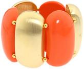 Kenneth Jay Lane Stretch Pill Bracelet