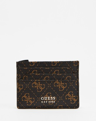 GUESS Noelle Card Holder