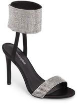 Jeffrey Campbell Women's Frost Ankle Cuff Sandal