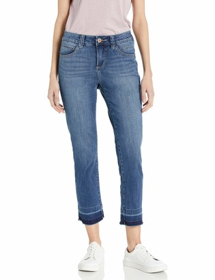 Jag Jeans Women's Ruby Straight Crop Jean