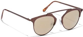 New York & Co. Brow-Bar Sunglasses