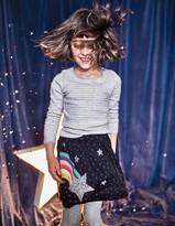 Boden Sparkly Explorer Skirt