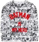 Little Eleven Paris Family sweatshirt Batman