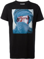 Les Benjamins face print T-shirt - men - Cotton - S