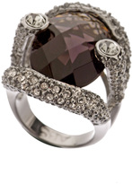 ABS by Allen Schwartz Black Diamond Ring
