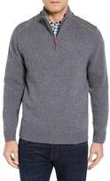Vineyard Vines Quarter Zip Sweater