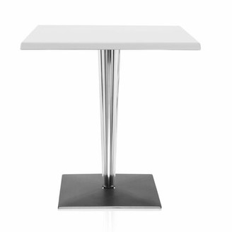 Kartell Top Top Bistro Table Color: White