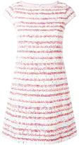 Moschino bouclé mini dress - women - Cotton/Polyamide/other fibers - 40