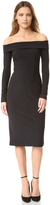 Dion Lee Shouderless Long Sleeve Dress
