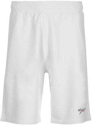 Givenchy Rainbow Logo Shorts