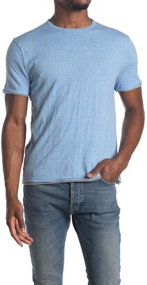 Rag & Bone Palmer Short Sleeve Crew Neck Shirt