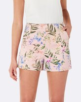Forever New Mika High-Waisted Shorts