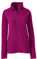 Lands' End Women's Thermacheck 100 Jacket-Knockout Pink Neon