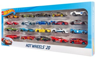 Hot Wheels 20 Car Pack Collection