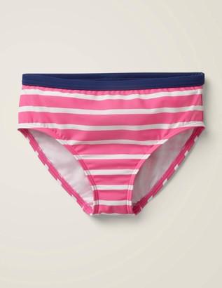 Stripy Bikini Bottoms