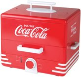 Nostalgia Electrics Coca-Cola Series Hot Dog Steamer - Red