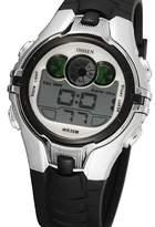 Fanmis Digital Boys Children Sport Multifunction LED Back Light Calendar Black Rubber Waterproof Watch W