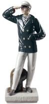 Lladro Searching New Horizons Figurine