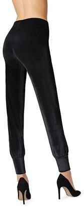 Fogal Katalina Cuffed Velvet Leggings