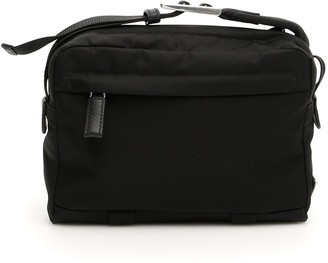 Prada Utilitarian Messenger Bag