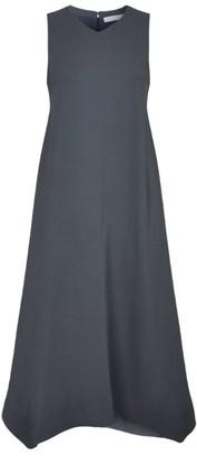 Fabiana Filippi Sleeveless Midi Dress