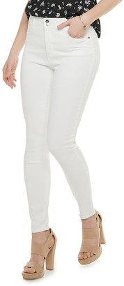 Candies Juniors' Candie's Sculpt Skinny Jeans