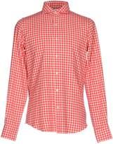 Finamore 1925 Shirts - Item 38664742