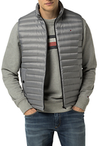 Tommy Hilfiger Lightweight Packable Gilet, Silver