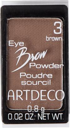Artdeco Eye Brow Powder 3 Brown