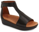 Gentle Souls Women's 'Jefferson' Platform Sandal