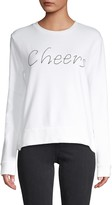 French Connection Cheers Long-Sleeve T-Shirt