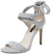 Ava & Aiden Bow Back High Heel Sandal